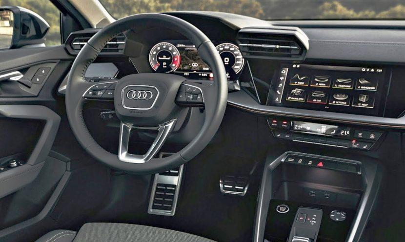 Autoradio GPS pour Audi A3