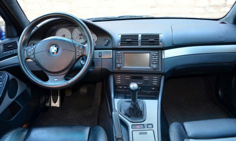 Alimentation autoradio 2 DIN BMW E39