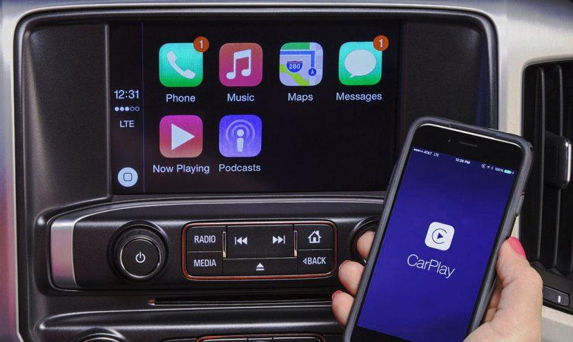 Autoradio compatible iPhone 6