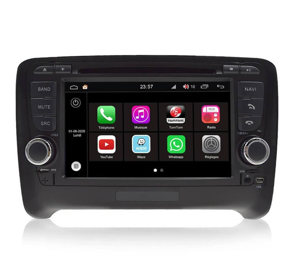 Autoradio GPS Audi TT
