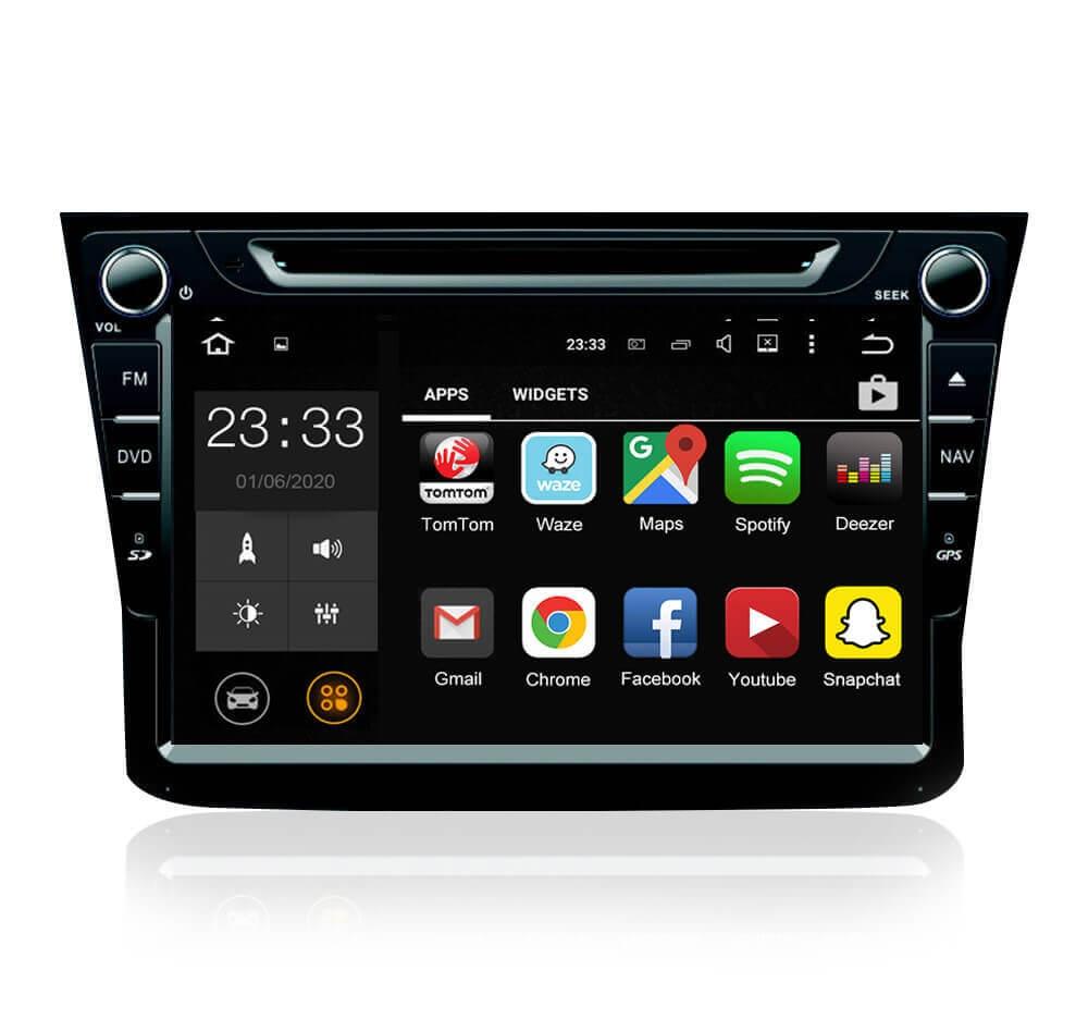 Autoradio GPS Hyundai IX25