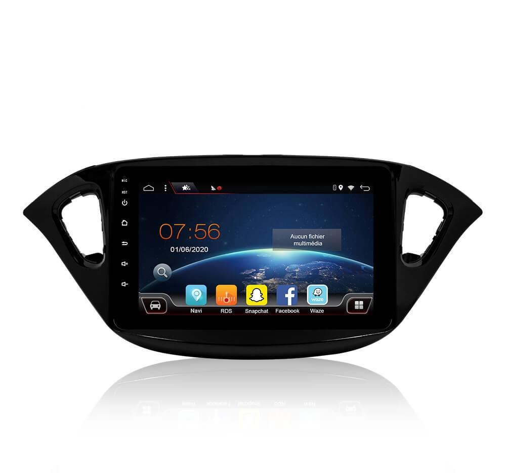 Autoradio GPS Opel Corsa